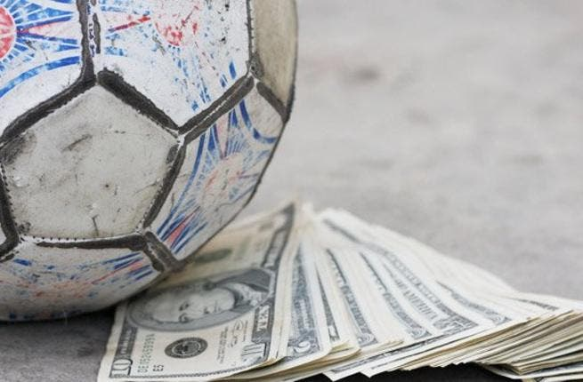 FA proposes complete betting ban for football matches worldwide