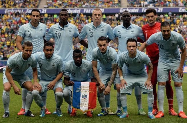France v Netherlands: Projected Lineups Include Valbuena and Strootman