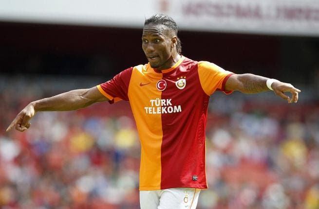 Juventus in talks to sign Ivory Coast's Drogba: Reports