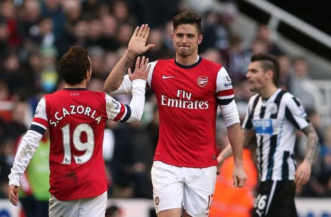 Arsenal v Newcastle United: Projected lineups as Gunners look for third straight