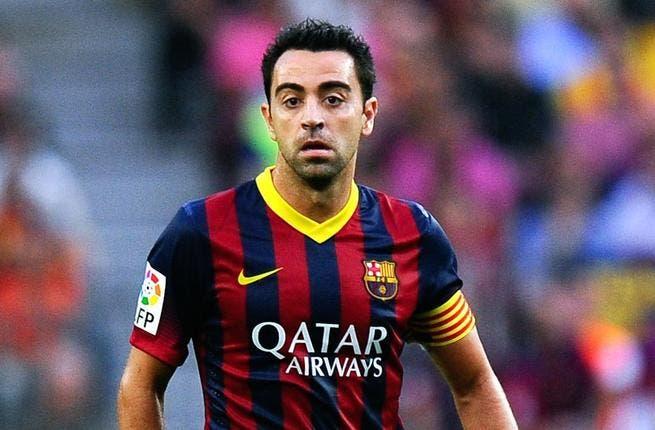Xavi admits considering quitting Barca following Man U move rumours