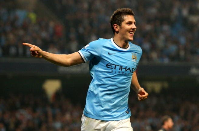 Manchester City: Stevan Jovetic believes that he can do 'very good things' at City