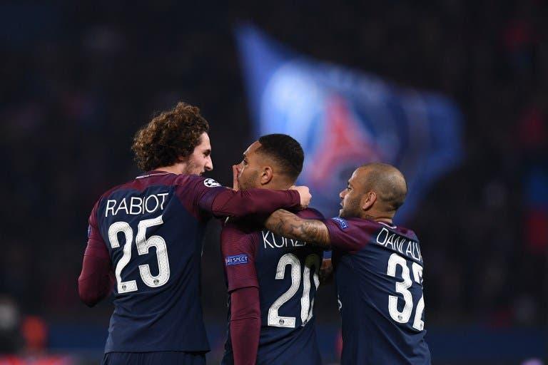 أهداف مباراة باريس سان جيرمان وآندرلخت 5-0 دوري أبطال أوروبا   البوابة
