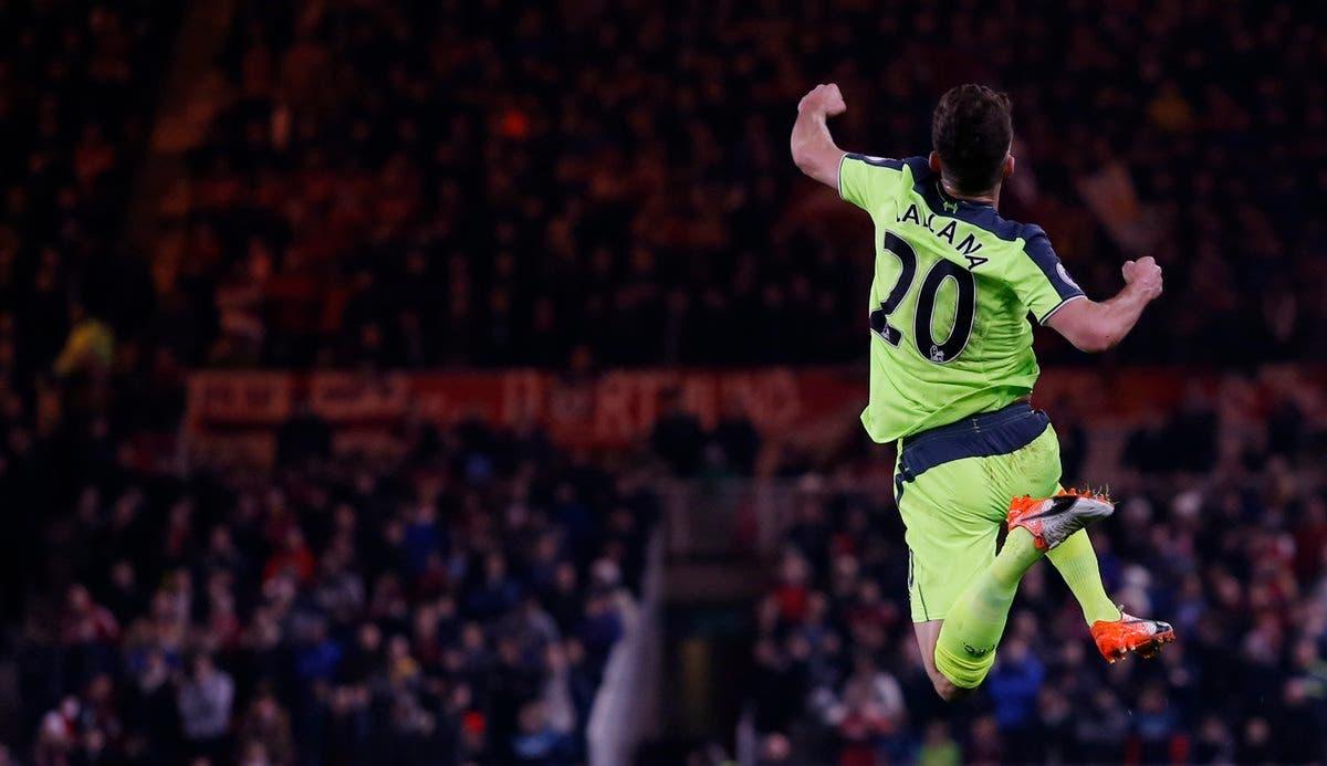 Liverpool make final £25m Lallana bid as Lambert arrives for medical
