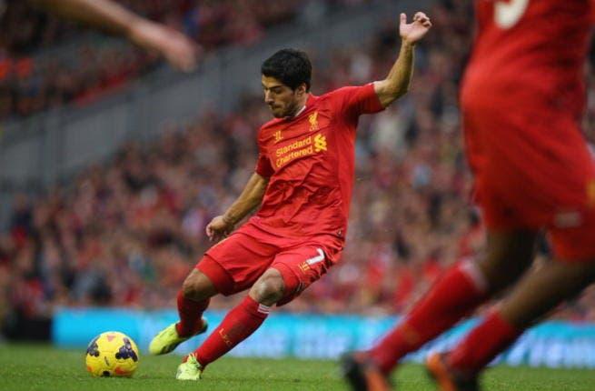 Luis Suarez worth 79 million pounds