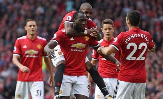 أهداف مباراة مانشستر يونايتد وإيفرتون 4-0 الدوري الإنجليزي   البوابة