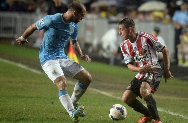 Manchester City v Sunderland: Projected lineups as Black Cats look for another upset