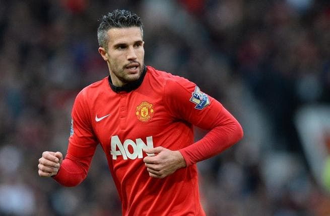 Van Persie's name omitted from Man U's 'official' potential future captains' list