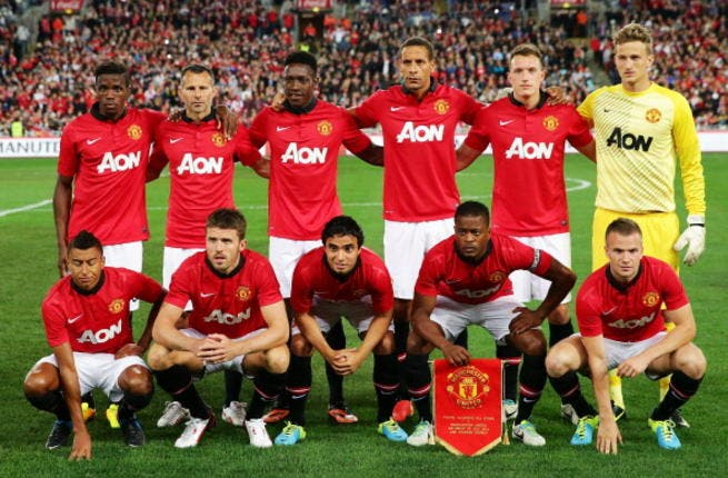 Manchester United hoping to turn corner after Olympiakos win