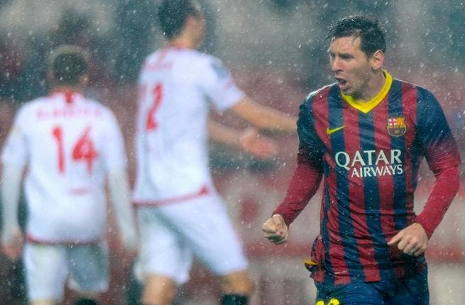 Barca president backs Messi to become world's best-paid player once new deal talks finalized