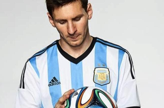 Messi stars in Adidas' new ad campaign