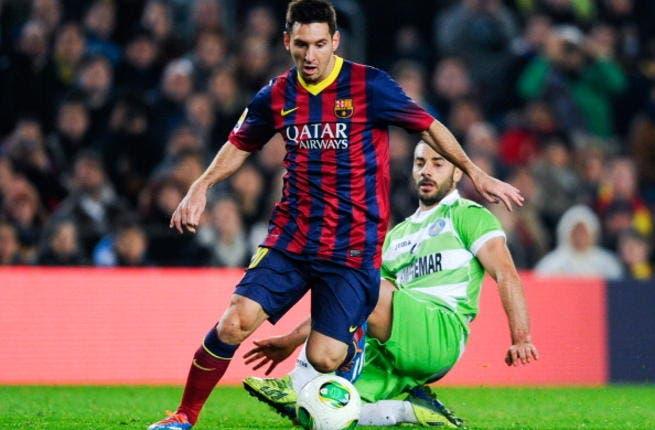 Martino: Messi might miss Atletico clash