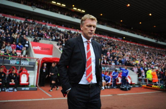 Moyes 'well into planning' to start Man Utd rebuilding job post season end