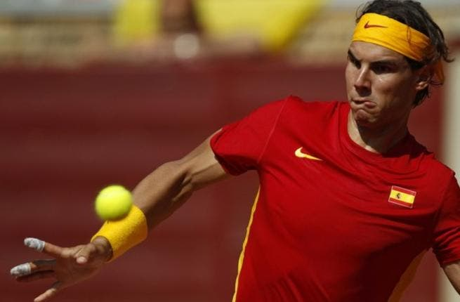 'King of Clay' Nadal hoping to improve game ahead of clay-court season