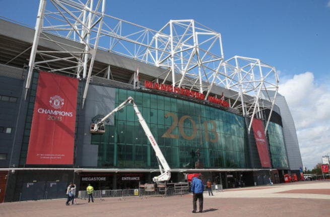 Is Man U planning to sell Old Trafford name to Nike for half-billion pounds?