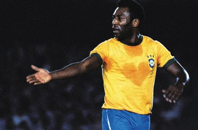 Pele fears 'violent' protests may 'ruin' 2014 World Cup