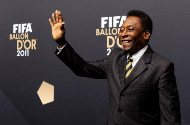Pele says 'evil people' behind Brazil's 'disgraceful' World Cup preparations