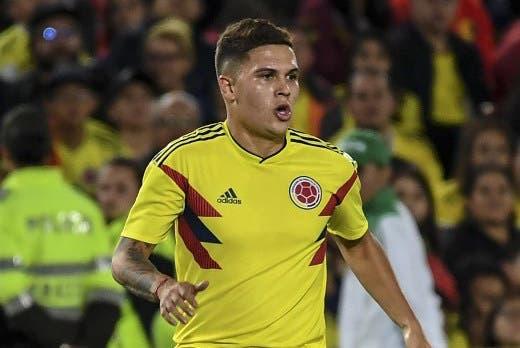 ريال مدريد يدرس التعاقد مع الكولومبي كينتيرو   البوابة
