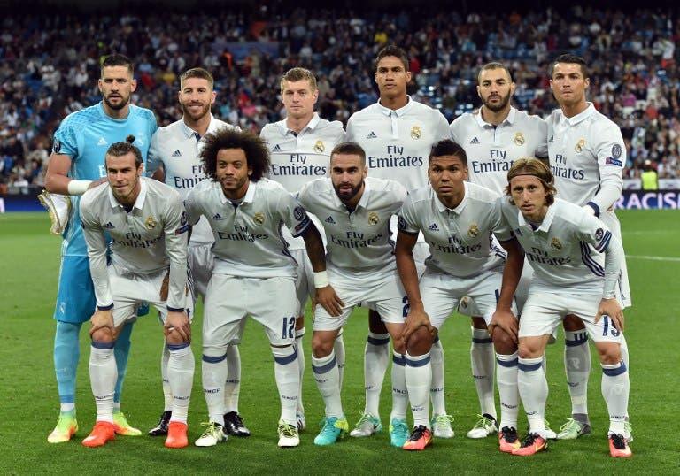 Real Madryt - zespół posiadający zdaniem wielu najbardziej rozbudowaną i spójną kadrę