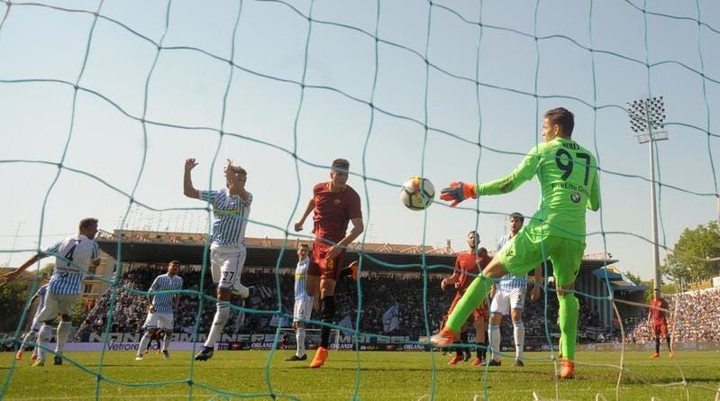 أهداف مباراة سبال وروما 0-3 الدوري الإيطالي   البوابة