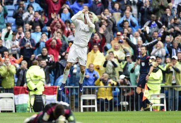 أهداف مباراة ريال مدريد وفالنسيا 3-2 الدوري الإسباني