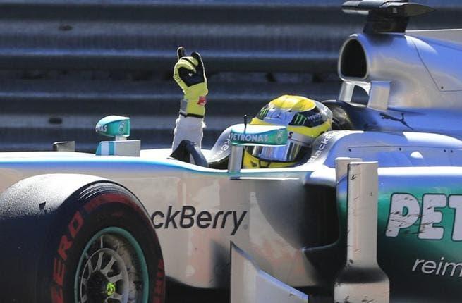 Mercedes must prevent drivers' distrust plumbing the depths of Prost v Senna