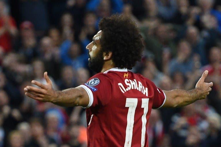 Liverpool midfielder wijnaldum praises teammate salah al bawaba for Al sadd sports club swimming pool