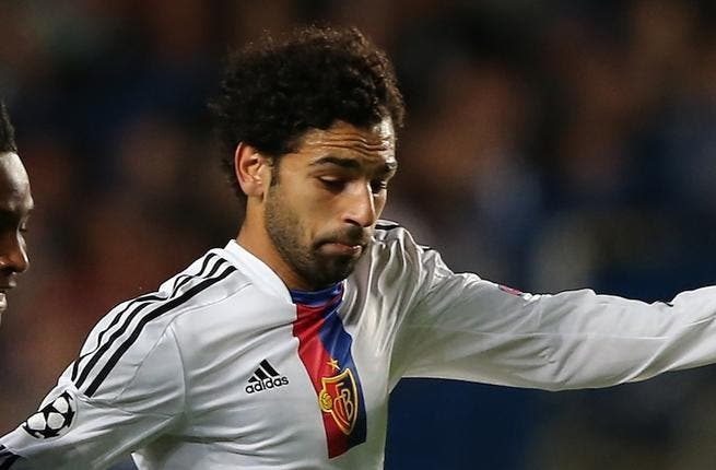 Chelsea agrees on 10 mln-pound deal with Basel for Mohamed Salah
