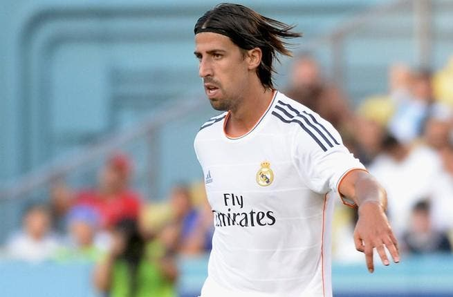 Mourinho determined to swoop playmaker Sami Khedira from Real to Chelsea