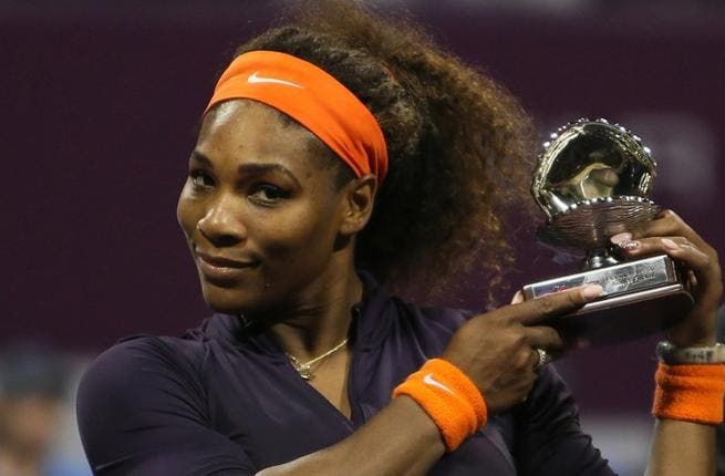 Serena claims 7th Miami WTA title by beating Li Na in Sony Open