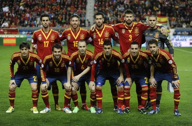 Spain v Italy: Projected lineups include Costa and Cerci