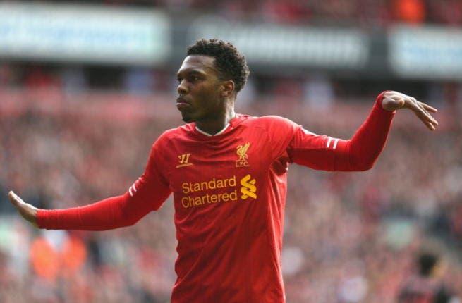 Liverpool star Daniel Sturridge talks title race and Luis Suarez ahead of Manchester United