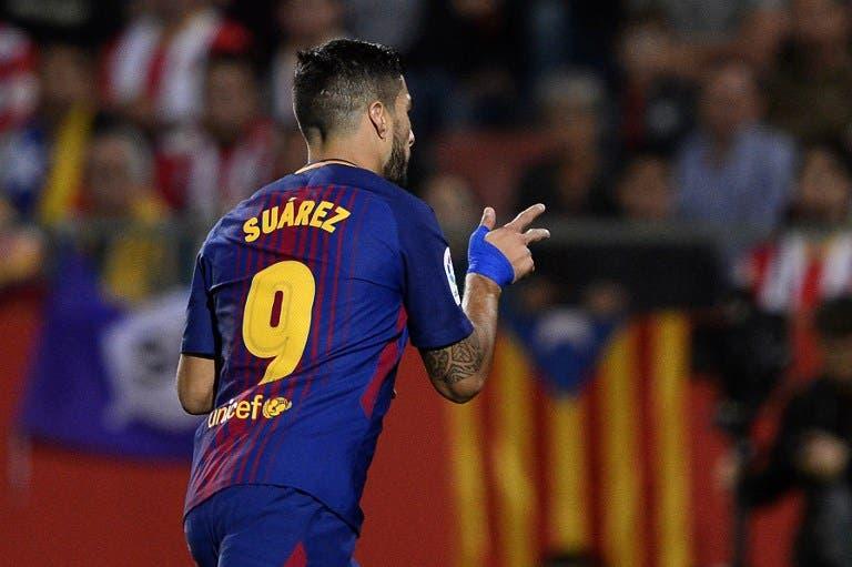 أهداف مباراة جيرونا وبرشلونة 0-3 الدوري الإسباني   البوابة