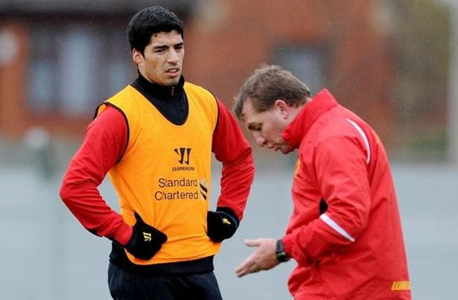Liverpool Boss Rodgers: Suarez Situation Last Summer Made me Better