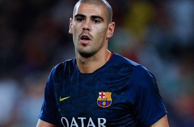 Man City close to signing deal to bring Barca keeper Victor Valdes