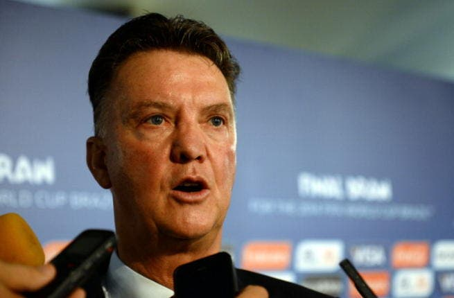 Van Gaal becomes new Manchester United manager