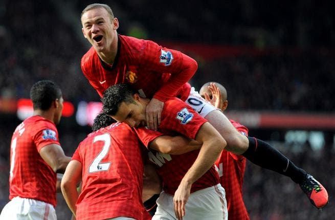 Rooney, Van Persie safe from wage cuts even if Man U fails to qualify for Champions League