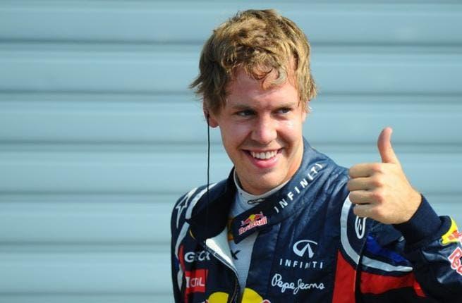 Vettel feels good about hero Schumacher's medical progress