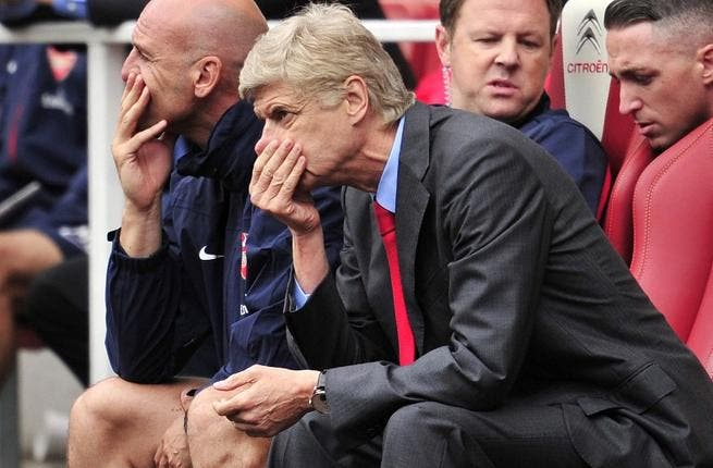 'Beleaguered' Wenger says 'sacrifices each day in career' in trying to win trophies