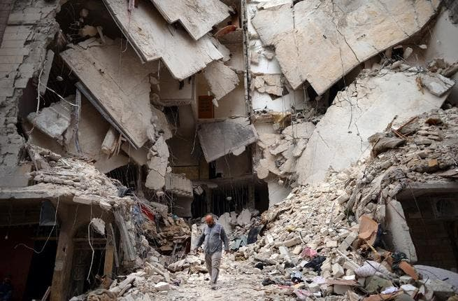 A defector from the Syrian government claims he has evidence that Assad's government was directly responsible for the chemical attacks in Aleppo last March.