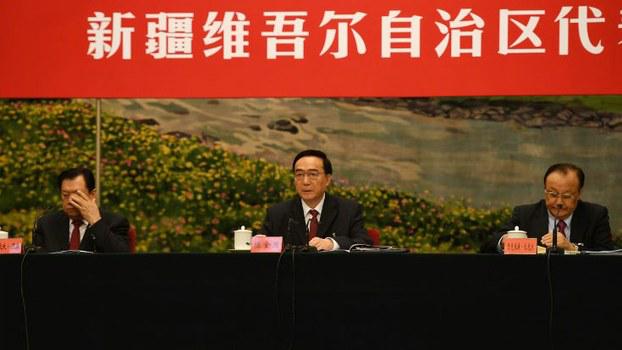 Chen Quanguo (AFP)