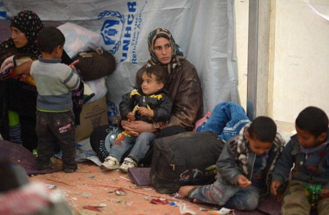 A large number of bank accounts opened purportedly to collect funds for Syrians are fake as con artists are using the crisis as a means to dupe people out of money.  (File photo / Al Bawaba)