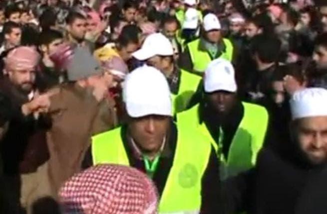 Arab observers