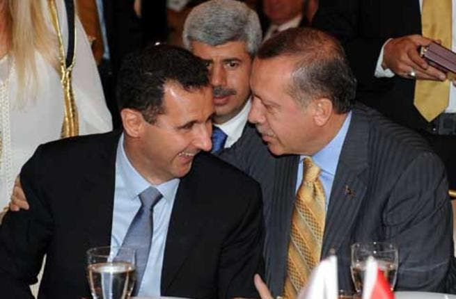 Erdogan and Assad