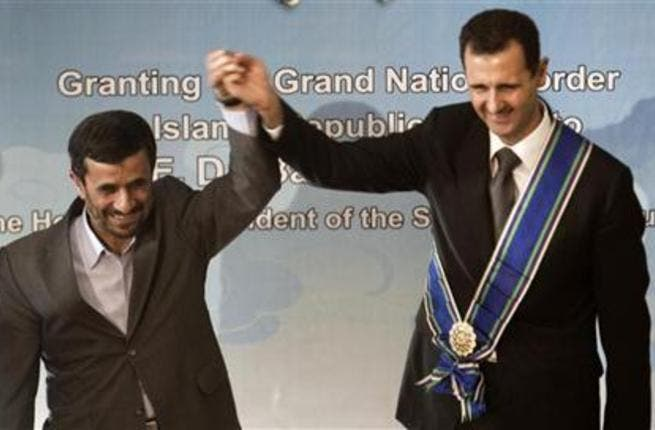 Syria and Iran
