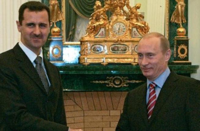 Assad and Putin