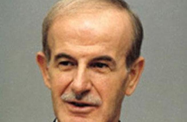 Hafez al Assad
