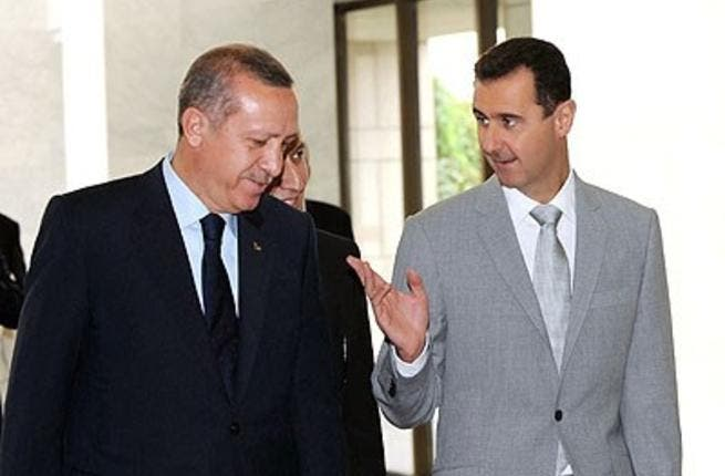 Assad and Erdogan