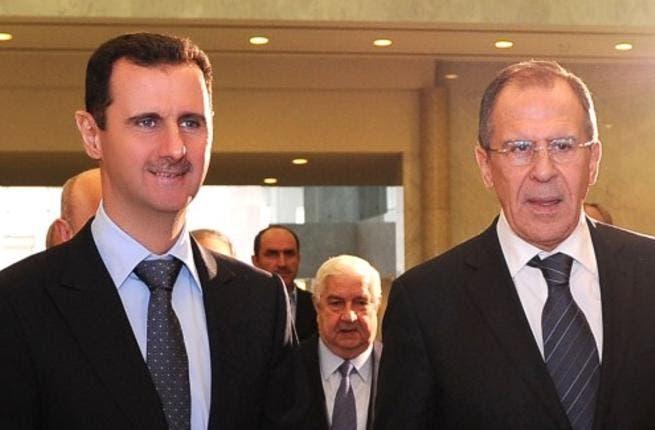 Lavrov and Assad