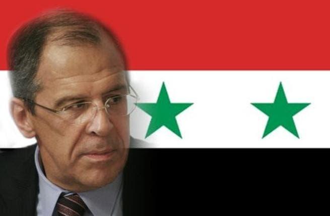 Lavrov on Syria